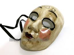 Purge Anarchy Mask For Halloween by The Cross Purge Anarchy Mask Horror Halloween Scary Mask