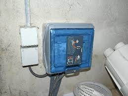 coffret electrique exterieur etanche mise en place du coffret électrique pour la piscine paperblog