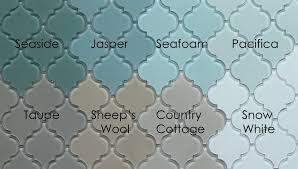 kitchen backsplashes sea glass subway tile glass tile kitchen