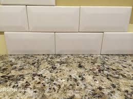 American Olean Glass Tile Trim by Does This Backsplash Look Right In My Kitchen