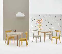 The Ashton Childrens Chair And Table
