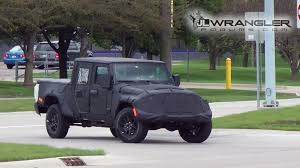Jeep Wrangler Pickup Truck Will Be Called 'Scrambler,' Feature ...