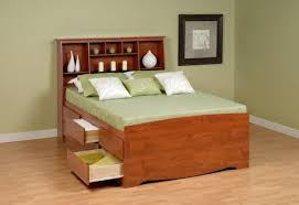 bookcase bed frame plans medium size of bed framesbed plans with