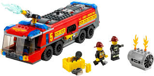 60061: Airport Fire Truck | Lego Star Wars & Beyond Amazoncom Lego City Fire Truck 60002 Toys Games Lego 7239 I Brick Station 60004 With Helicopter Engine Ladder 60107 Sets Legocom For Kids My 4x4 Building Set Ages 5 12 Shared By Fire Truck Other On Carousell Man Lot 4209 7206 7942 4208 60003 Young Boy Playing With A Wooden Table City Fire Ladder Truck Brubit
