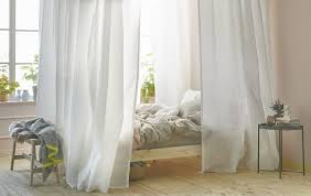 Bed Bath And Beyond Curtains And Drapes by Curtain Style Diy Bed Canopy With Lights With Bed Bath And