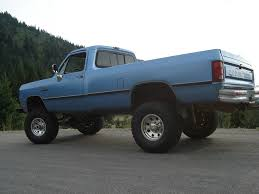 Show Your Lifted 1st Gen. Trucks. - Page 30 - Dodge Cummins Diesel Forum
