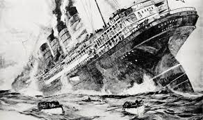 When Did Lusitania Sink by 100 When Did The Sinking Of Lusitania Happen The Night