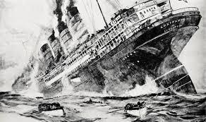 Where Did The Rms Lusitania Sink by The Treasury Sinking Of Lusitania