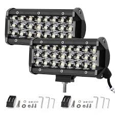 LED Car Lights - Automotive LED Lights - Lighting EVER Automotive Household Truck Trailer Rv Lighting Led Light Bulbs 2x Redyellowwhite Car Flatbase Clearance Fender Side Marker Led Southern 750 Blackout 50 288w Dual Row Combo Beam Small Lights For Trucks And Aliexpress Com Buy 2x4led 4 Watt 12 Offroad Bar 54w 3765 Lumens Super Bright Leds Truck Led Lights Light Bar Strips Easylovely F41 In Fabulous Image Selection Hightech Rigid Industries Adapt Recoil 6 Inch 18w 12v 24v Daytime Running Flush Mount Pods Nilight 2pcs 65 36w Flood Work Off Road 20 Inch Double Series 11200