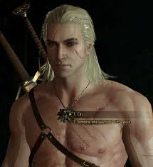 Teen Geralt witcher