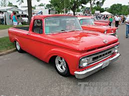 Ford F-100 1962 Photo And Video Review, Price - Allamericancars.org Read More About This Incomparable 1962 Ford Unibody Owned By Mark Best Pickup Trucks Toprated For 2018 Edmunds 1963 F 100 Patina Truck Sale O Canada 1961 Mercury M100 F100 Sale Classiccarscom Cc982315 Hot Rod Pickup Truck Item B5159 S Street Youtube Custom Cab 1816177 Hemmings Motor F250 Unibody Curbside Car Show Calendar