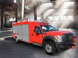 500L Ranger Mini Fire Truck