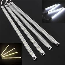 house light 4pcs kitchen l cabinet counter led lights bar
