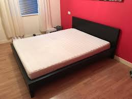 Ikea Malm Bed Frame Instructions by King Size Bed Ikea Malm Bed Frame Ikea Mattress Instruction