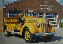 1941 Ford V-8 Fire Truck