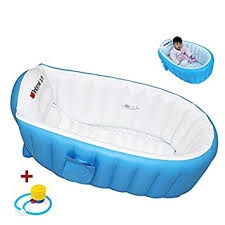 baignoire enfants gonflable pour bébés cuve piscine pour été bain