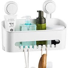 ilikable duschablage ohne bohren duschkorb mit stark
