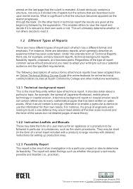 Technical Design Document Template Writing Tips Regarding Templates Report Format Doc New Training Example