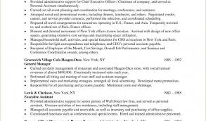 Free Medical Assistant Resume Template And Executive To