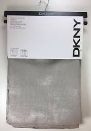 Dkny Curtain Panels Uk by Dkny 2 Uptown Loft Gray Light Beige Curtains Drapes Panels 63