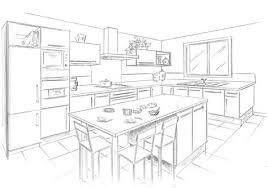 une marquise en cuisine superior plan cuisine ilot central 17 marquise volute vial