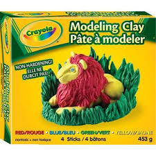 pâte à modeler crayons à 4 couleurs walmart canada