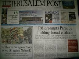 I Just Finished Reading An Article About The Israeli Elections In Friday Issue Of Jerusalem Post And For First Time Finally Understood It