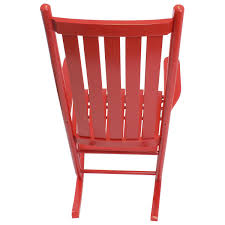 Lakeside Asheville Rocking Chair In Red | Nebraska Furniture ... Charleston Acacia Outdoor Rocking Chair Soon To Be Discontinued Ringrocker K086rd Durable Red Childs Wooden Chairporch Rocker Indoor Or Suitable For 48 Years Old Beautiful Tall Patio Chairs Folding Foldable Fniture Antique Design Ideas With Personalized Kids Keepsake 3 In White And Blue Color Giantex Wood Porch 100 Natural Solid Deck Backyard Living Room Rattan Armchair With Cushions Adams Manufacturing Resin Big Easy Crp Products Generations Adirondack Liberty Garden St Martin Metal 1950s Vintage Childrens