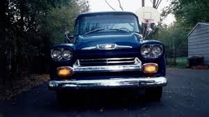 100 1958 Chevy Truck Nashville Mans Quest For His Pickup Begins And Ends In