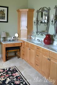 L Shaped Corner Bathroom Vanity by 64 Best Master Bath Redo Images On Pinterest Bathroom Ideas