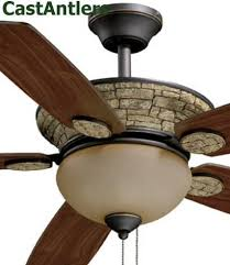 31 best rustic ceiling fans with lights images on pinterest