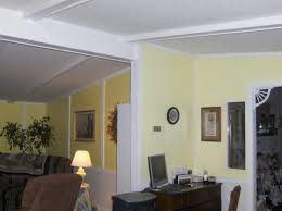 Vinyl Covered Sheetrock Ceiling Tiles by How To Update Vinyl Walls In Mobile Homes Mmhl