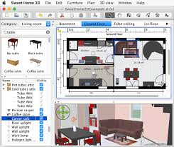 Floor Plan Software Mac by Sweet Home 3d For Mac Free Download And Software Reviews Cnet