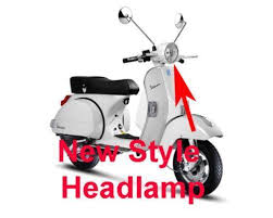 Vespa Headlamp Parts Accessories