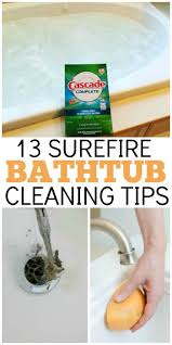 Unclog A Bathtub Drain Home Remedies by The 25 Best Clogged Bathtub Ideas On Pinterest Unclog Tub Drain