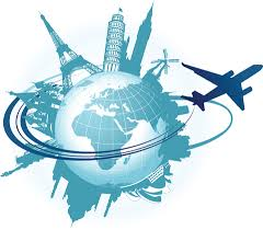 Reading Traveling World Clipart