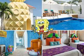 Spongebob Bedroom Set by Spongebob Squarepants Fans Can Now Sleep In A Real Life Pineapple