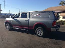 2015 Dodge RAM 2500 With LEER 122 TopperKING TopperKING - Ford ...