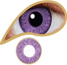 Halloween Contacts Prescription Uk by Add A Different Kind Of Colour Clock With These Mesmereyez