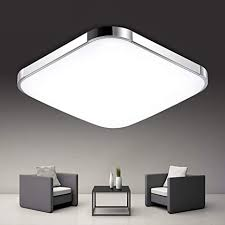 48w dimmbar mit fb led deckenleuchten modern deckenle flur schlafzimmer wohnzimmer le energiespar licht moderner minimalistischer