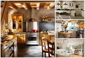 cuisine decor cuisine cagne moderne 50 idées pour un décor chaleureux