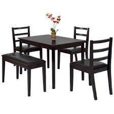 bestchoiceproducts best choice products wood 5 piece dining table