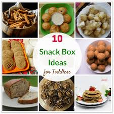 10 Snack Box Ideas For Toddlers