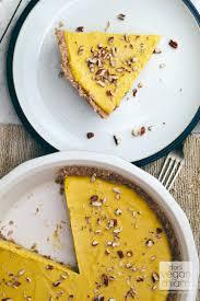 Paleo Maple Pumpkin Custard by The Oh She Glows Cookbook Review Vegan Miam