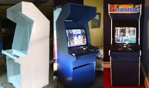 4 Player Arcade Cabinet Dimensions by Summer Of The Diy Arcade Pt2 The Mame Cabinet U0026 X Arcade