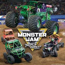 Buy Tickets And Tables To Monster Jam Triple Threat Series At Hyde ...