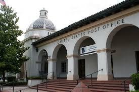 United States Post fice Redlands California