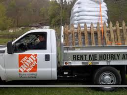 Top Home Depot Moving Truck On Truck Rental Rent A Truck ...