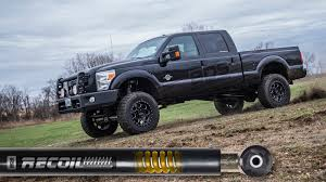 2017 Superduty Recoil Traction Bar Kit 3.5-4