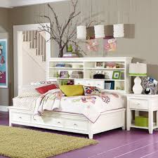 Willow Run White Sideways Platform Bed Wish List